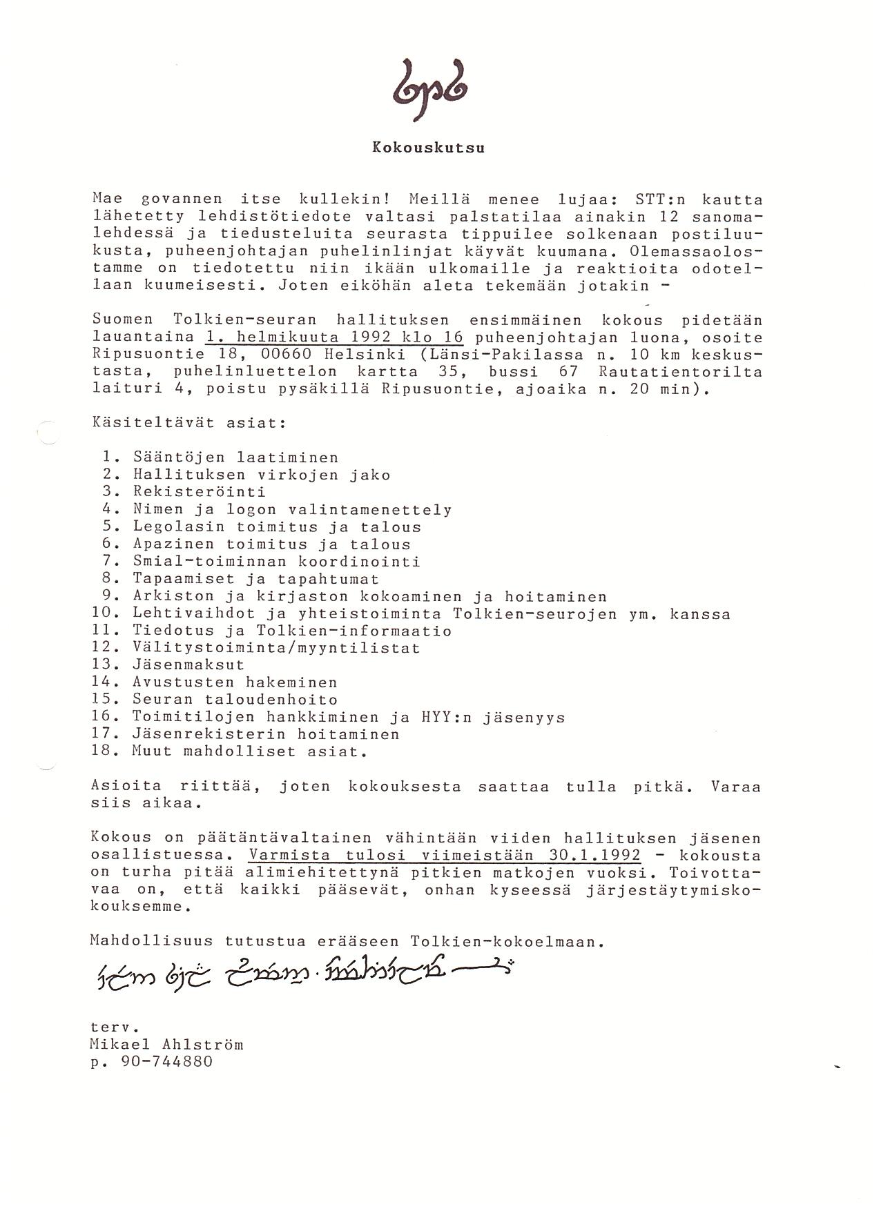1992-02-01_kokouskutsu
