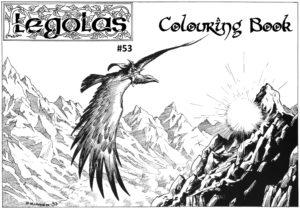Legolas_värityskirja
